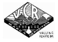 1934 рік. Компанія Valli&Colombo