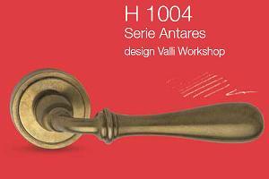 Дверні та віконні ручки Valli&Valli серія H 1004 Antares