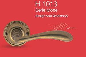 Дверні та віконні ручки Valli&Valli серія H 1013 Mosè