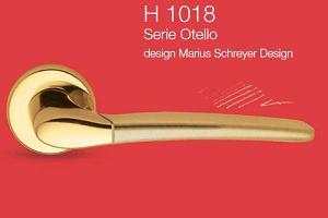Дверні та віконні ручки Valli&Valli серія H 1018 Otello