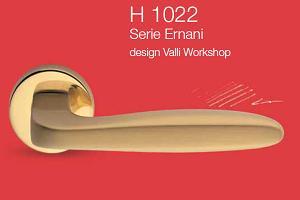 Дверні та віконні ручки Valli&Valli серія H 1022 Ernani