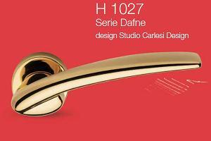 Дверні та віконні ручки Valli&Valli серія H 1027 Dafne