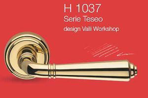 Дверні та віконні ручки Valli&Valli серія H 1037 Teseo