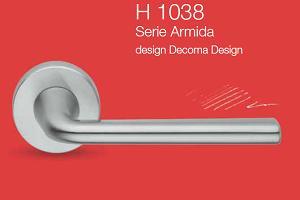 Дверні та віконні ручки Valli&Valli серія H 1038 Armida
