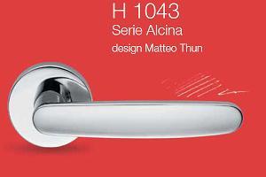 Дверні та віконні ручки Valli&Valli серія H 1043 Alcina