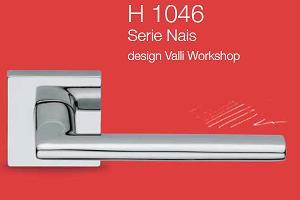 Дверні та віконні ручки Valli&Valli серія H 1046 Nais