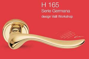 Дверні та віконні ручки Valli&Valli серія H 165 Germana
