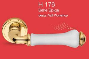 Дверные и оконные ручки Valli&Valli серия H 176 Spiga