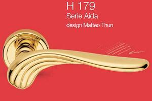 Дверні та віконні ручки Valli&Valli серія H 179 Aida