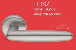 Дверні та віконні ручки Valli&Valli серія H 192 Prunus