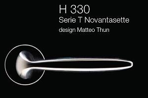 Дверні та віконні ручки Fusital H 330 T Novantasette