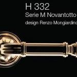 Дверні та віконні ручки Fusital H 332 M Novantotto