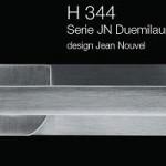Дверні та віконні ручки Fusital H 344 JN Duemilauno