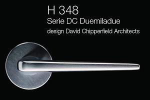 Дверні та віконні ручки Fusital H 348 DC Duemiladue