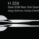 Дверні та віконні ручки Fusital H 359 SOM New York Duemilasette