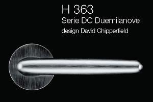 Дверні та віконні ручки Fusital H 363 DC Duemilanove