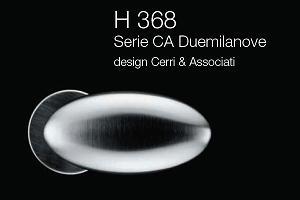 Дверні та віконні ручки Fusital H 368 CA Duemilanove