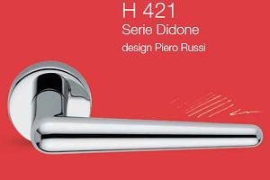 Дверні та віконні ручки Valli&Valli серія H 421 Didone