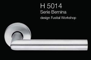 Дверні та віконні ручки Fusital H 5014 Bernina