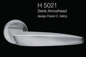Дверні та віконні ручки Fusital H 5021 Arrowhead