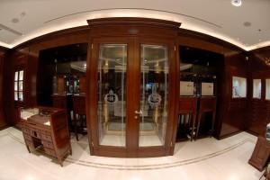 Магазин часов Blancpain. Архитектор Богдан Жиленко