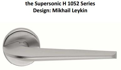 Дверные ручки Valli&Valli серия h1052 Supersonic