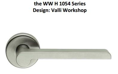 Дверные ручки Valli&Valli серия H 1054 WW